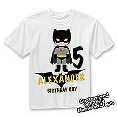 d4c1a6d1 Batman Birthday Shirt. Batman Shirt. Batman Birthday. Batman Party. Custom.