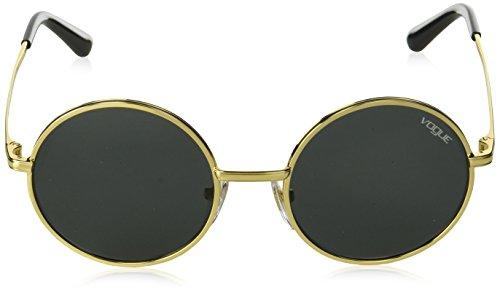 Lunettes de Soleil Vogue VO 4085S BY GIGI HADID GOLD/GREY femme