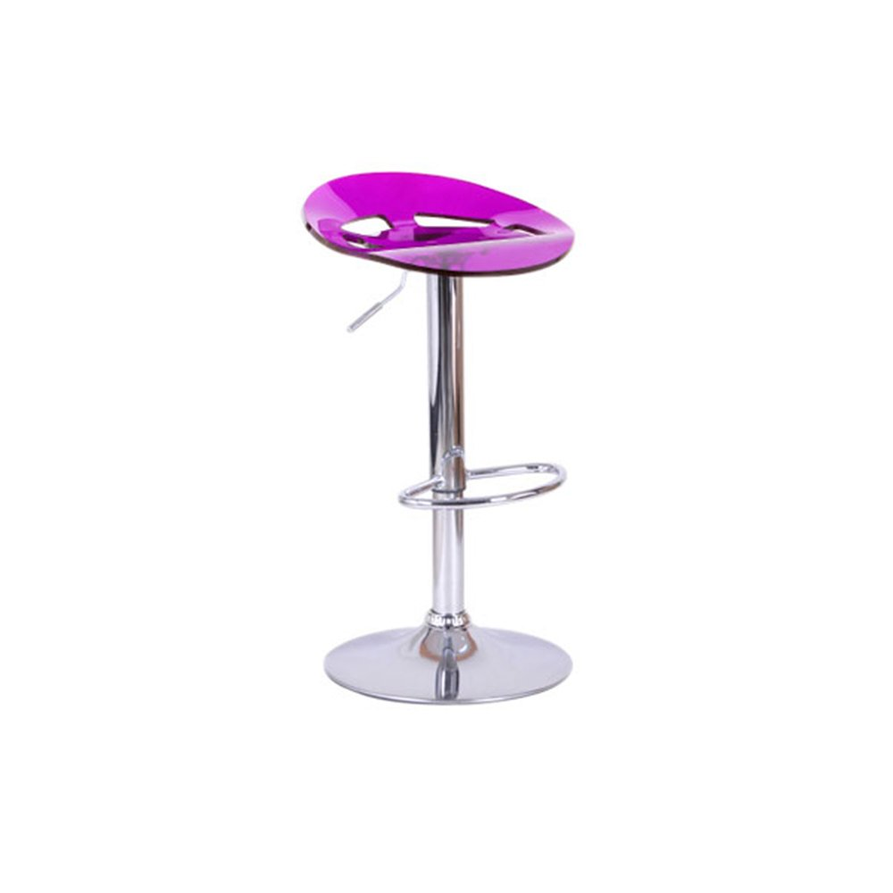 9 Nationwel@ Bar Chair - Simple Fashion Counter Chair Lift Acrylic Bar Chair Bar Chair Bar Stool Bar Stool Swivel Chair (Multicolor Optional) (color   9)