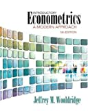 Introductory Econometrics : A Modern Approach(Hardback) - 2012 Edition