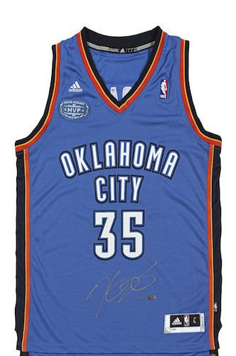 18a1dfd4eb6 KEVIN DURANT Signed
