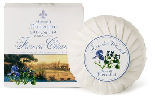 Price comparison product image Speziali Fiorentini Soap, Chianti Flowers, 3.3 Ounce