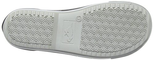 Raket Hond Damen Regenachtige Sneaker Multicolour (wit)