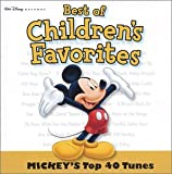 Best of Children's Favorites: Mickey's Top 40 Tunes