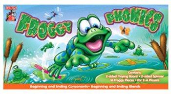 Froggy Phonics Game - Edupress Froggy Phonics-Beginning/Ending Sounds by Edupress