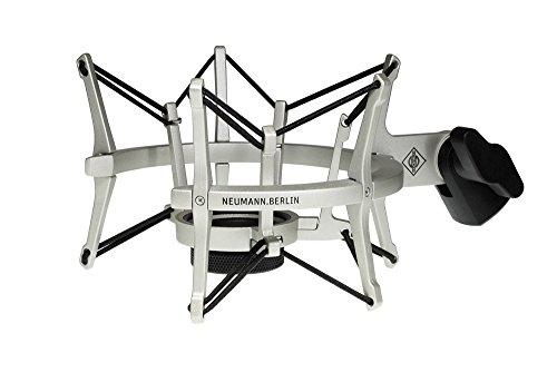 Neumann EA 4 Elastic Suspension Shockmount (Nickel) - Neumann Tlm 103 Studio Microphone