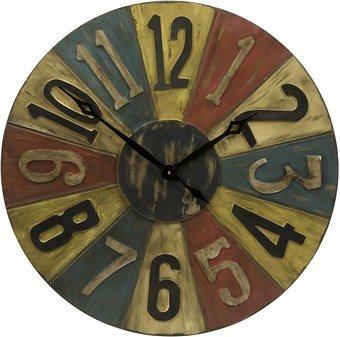 IMAX 74077 Clarke Game Piece Wall Clock