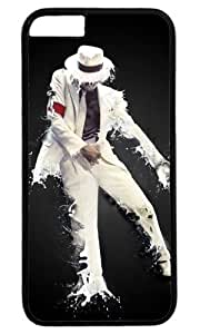 Michael jackson Customizable Case For Iphone 4/4S Cover Case