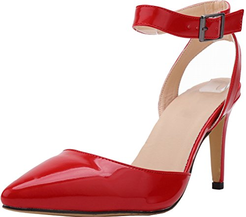 Arriere Bride Nice Femme 36 5 Rouge Red Find RTSfWFgq