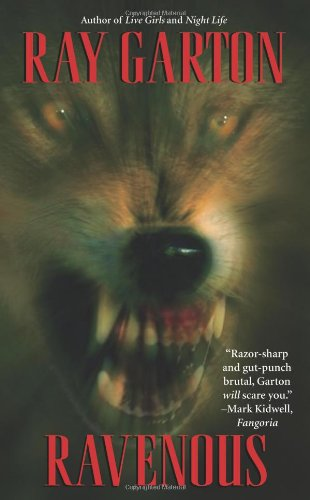 book cover of Ravenous