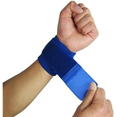 KaariFirefly Unisex Sport Adjustable Wristband Wrist Brace Support Bandage Gym Strap Estimated Price £1.39 -