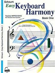 Easy Keyboard Harmony, Book 1, Level 2 Book