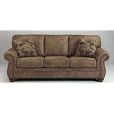Signature Design by Ashley Larkinhurst Sofa, Earth