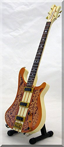 LEMMY KILMISTER Miniature Bass Guitarra Motorhead: Amazon.es: Instrumentos musicales