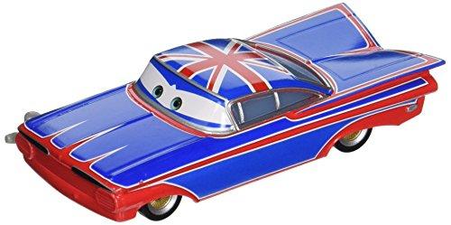Disney Pixar Cars Body Shop Union Jack Ramone Die-cast Vehicle