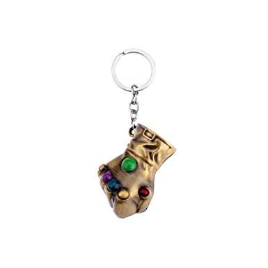 Monifuon Infinite War Movie Superhero Keychain, Loki Antiman ...
