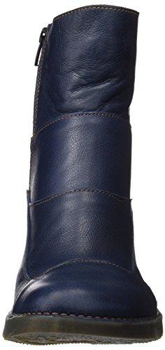 Art Oteiza, Botines para Mujer Azul (Memphis Blue 621)