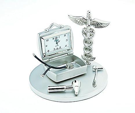 Amazon.com: sanis Empresas Reloj del Doctor, 3.5-inch, color ...