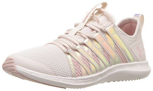 Under Armour Girls' Pre School Infinity HG Sneaker, 600French Gray, 2.5