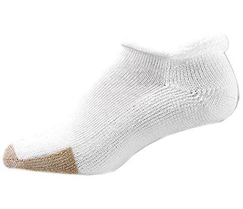 (Thorlos Men's/Women's Thick Cushion Tennis Low Cut Socks)