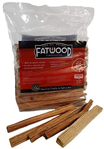 🥇 Fatwood – The Original Fire Starter Stick