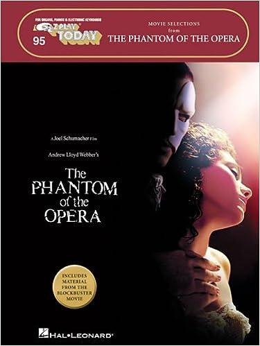 Amazon Kindle E-Books: The Phantom of the Opera - Movie Selections: E-Z Play Today Volume 95 1423405838 PDF