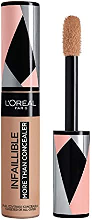 L'Oreal Paris Corrector Infallible Full Wear, 329 Cashew, 14.