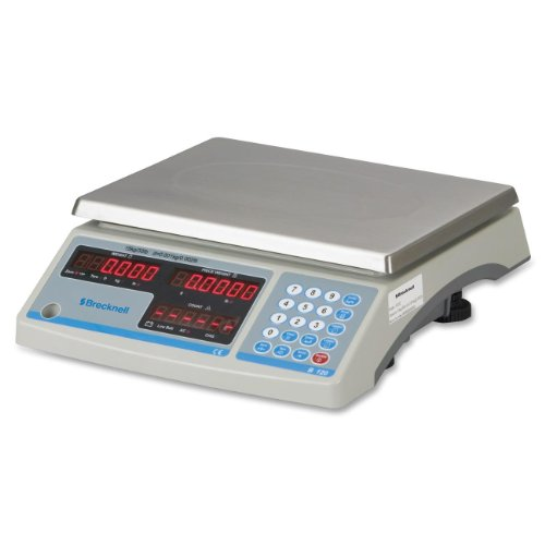 Salter Brecknell Electronic Counting Display Capacity