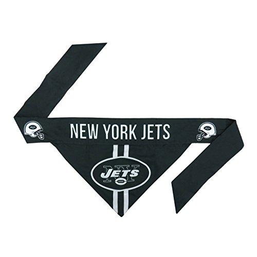 NFL New York Jets Pet Bandanna, Medium