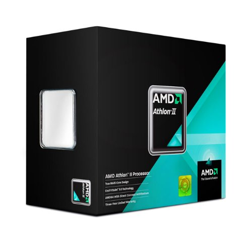 AMD Athlon II X4 615E Energy Efficient Propus 2.5 GHz 4 x...