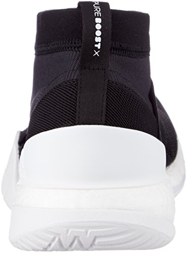 Chaussures Ll 3 Pureboost X Black Adidas White 0 carbon Fitness Femme crystal Tr De Noir core wtYCqdxX
