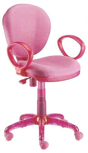 New Spec Inc Pink Chair