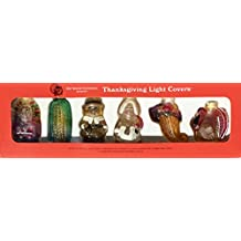 Thanksgiving Light Covers
