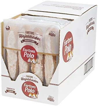Fartons Polo - caja de 9 bandejas de 4 fartons -: Amazon.es ...