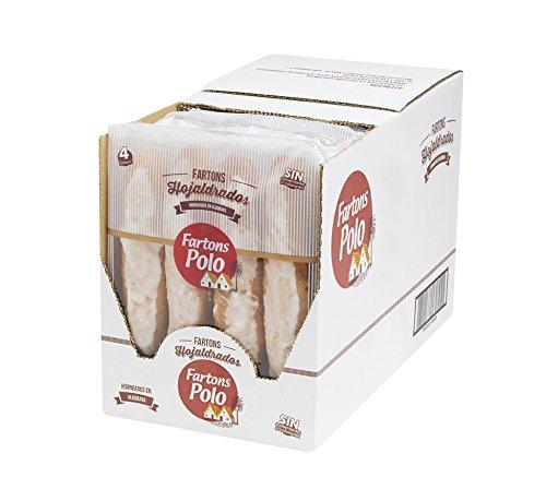 Fartons Polo - caja de 9 bandejas de 4 fartons -: Amazon.es: Alimentación y bebidas