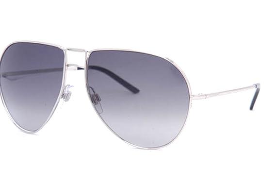 82e07cce415 Amazon.com  Dolce   Gabbana DG2082 Sunglasses-05 8G Silver (Gray ...