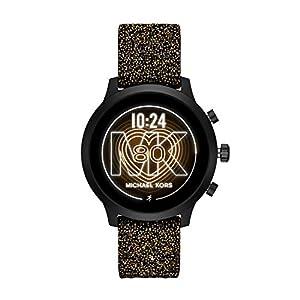 Michael Kors Access Gen 4 MKGO Smartwatch- Lightweight Touchscreen Powered with Wear OS by Google with Heart Rate, GPS…