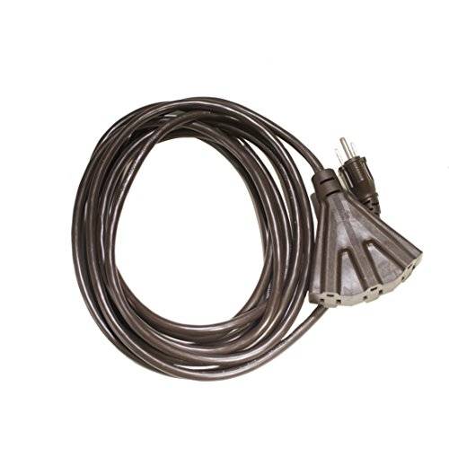 Holiday Lighting Outlet 25 Ft. 16/3 SJTW Indoor Outdoor