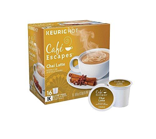 Keurig 108898 Cafe Escapes Latte