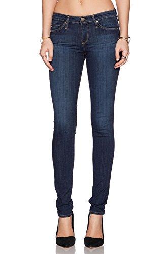 AG Women's The Absolute Swim Skinny Legging Jeans, Midnight Swim, 25 by AG