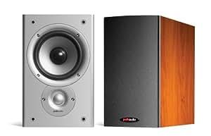 Polk Audio Monitor 30 2-Way Bookshelf Speakers (Pair, Cherry)