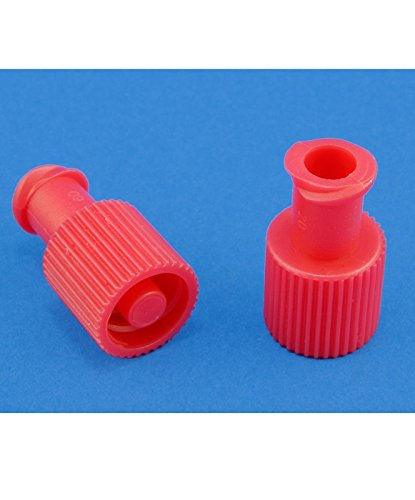 TCBCOMBICAP - dual-function luer lock syringe tip caps - 1 box - 100 per box