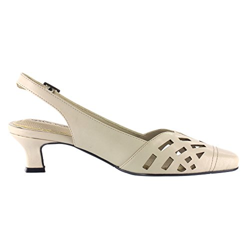 Easy Women's Street Bone synthetic Adorable Slingback Pump r5rS7qw