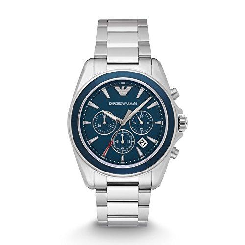 Emporio-Armani-Mens-AR6091-Sport-Silver-Watch