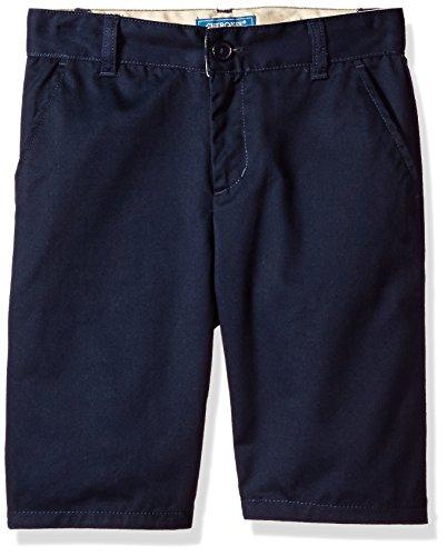 Cherokee Big Boys' Uniform Twill Short, Navy Carpenter, - Shorts Carpenter Boys