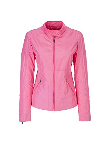 T2414 Giacca W8220C 40 Rosa Donna Geox 0Rw8HPqR