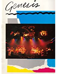 Genesis 1981/82 Abacab Tour Concert Program Programme Phil Collins