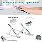 Laptop Stand, Adjustable Portable Laptop