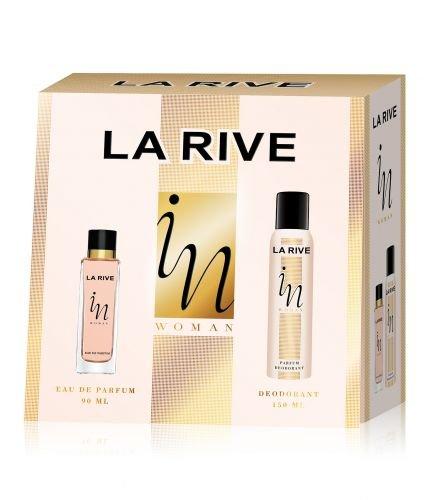 La Rive Gift Set Eau de Parfum EDP 90ml + Deodorant 150ml In Woman