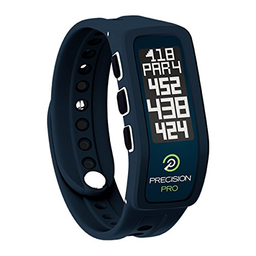 Precision Pro Golf GPS Band - GPS Golfing Accessory with 35,000 Preloaded Worldwide Golf Courses by Precision Pro Golf